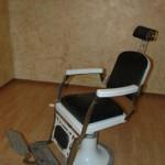 foto sedia barbiere